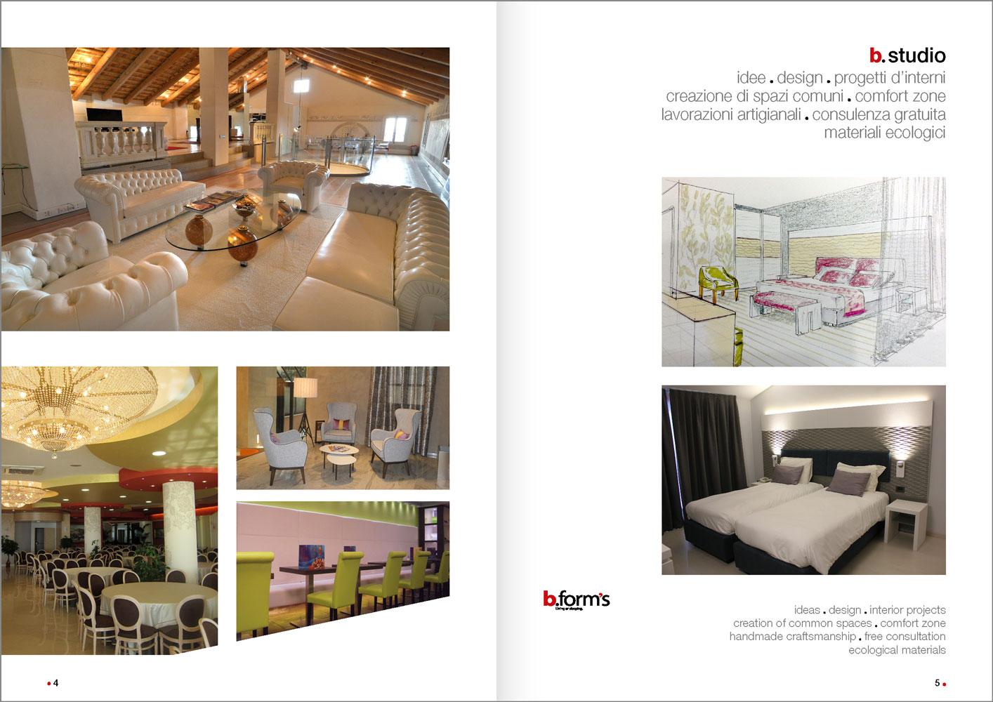 Europa Divani Design Srl.B Form S Hotel