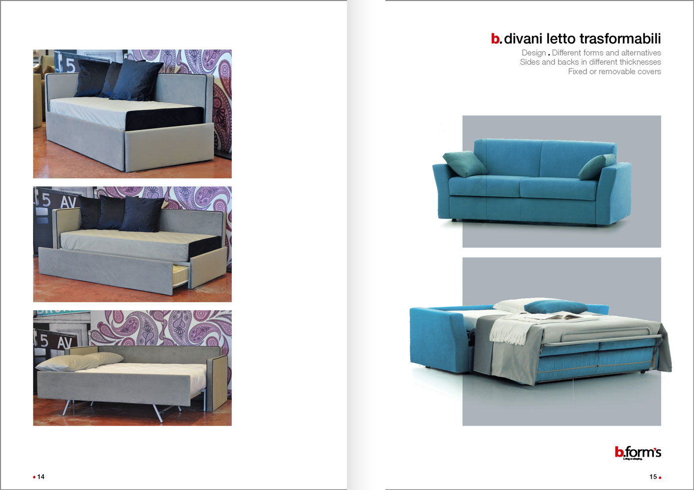 Form Design Divani.B Form S Hotel